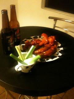 "Alitas enchiladas (""Hot-Spicy Sour & Sweet Wings"" | No muy picantes, pero muy muy buenas)"