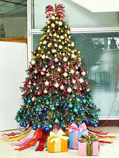 decoração de natal passo a passo