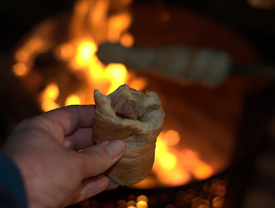 Winter Braais – Stick bread