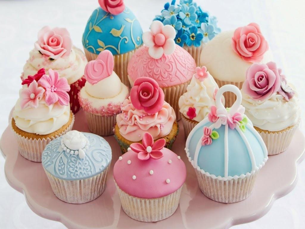 Pacotão receitas de coberturas e recheios para Cupcakes