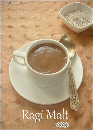 Ragi Malt | Raagi Porridge| Healthy Breakfast Drink