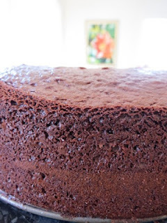 In search of the perfect chocolate cake..