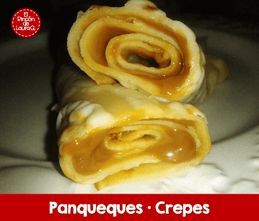 Panqueques • Crepes