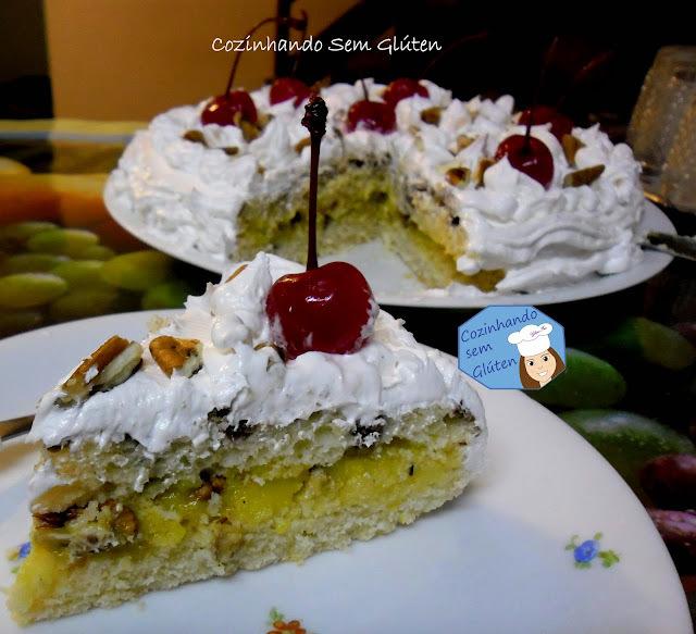 Torta Doce  ou  Bolo de festa