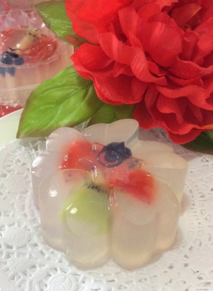 jelly cake食谱