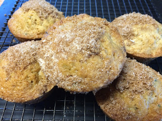 Zucchini Muffins . . . perfect for snacking, breakfast or anytime