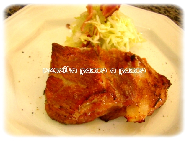 Costelinha de Porco Deliciosa / Delicious Pork Rib