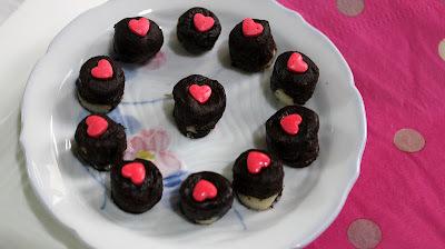 Petit Chocolate  Bites