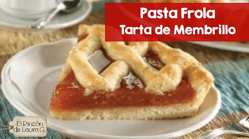 Pasta Frola • Tarta de Membrillo Argentina