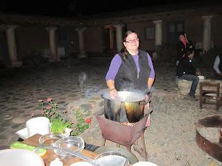 Sopa de frangollo de Carmen Ruiz de los Llanos