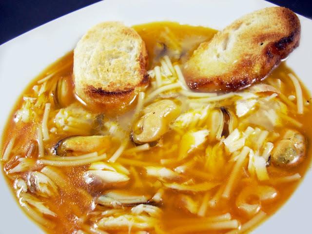 Sopa de Dorada