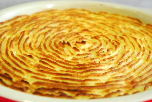 Cottage pie - pastís de carn anglès