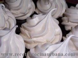 Como preparar merengue italiano y francés, secretos de cocina