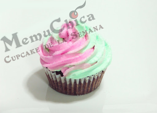 ¡Cupcake de la semana!.