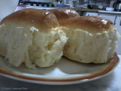 Pão Doce Caseiro