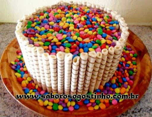 pave de chocolate no copinho para festas