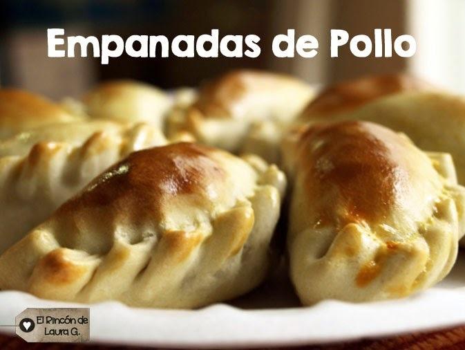 Receta de Empanadas de Pollo