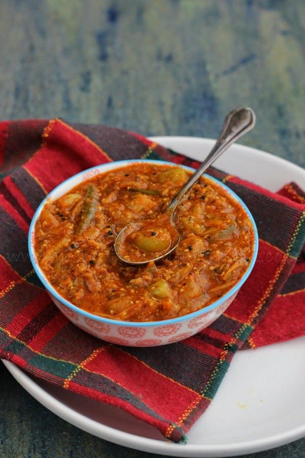 Green Tomatoes Chutney/ Kache Tamatar Ki Chutney- Father's Day Special