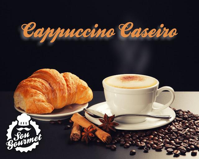 Cappuccino / Chococcino em Pó Caseiro