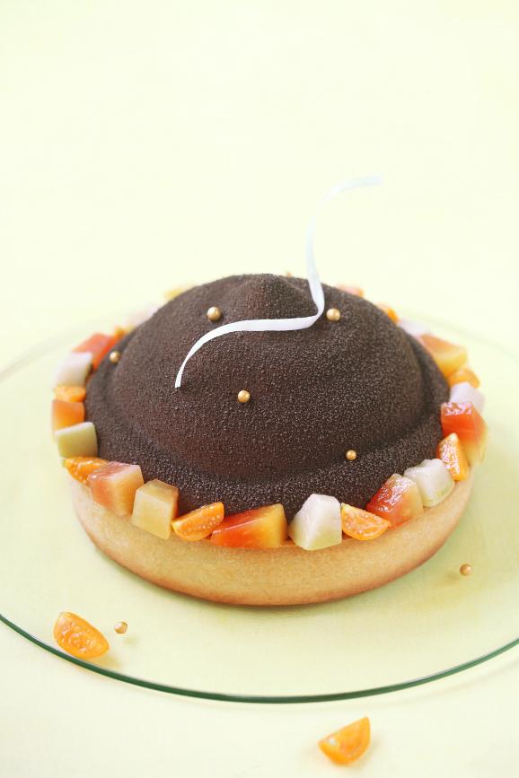 """Торт """"Тропик"""" / Torta """"Tropique"""""""