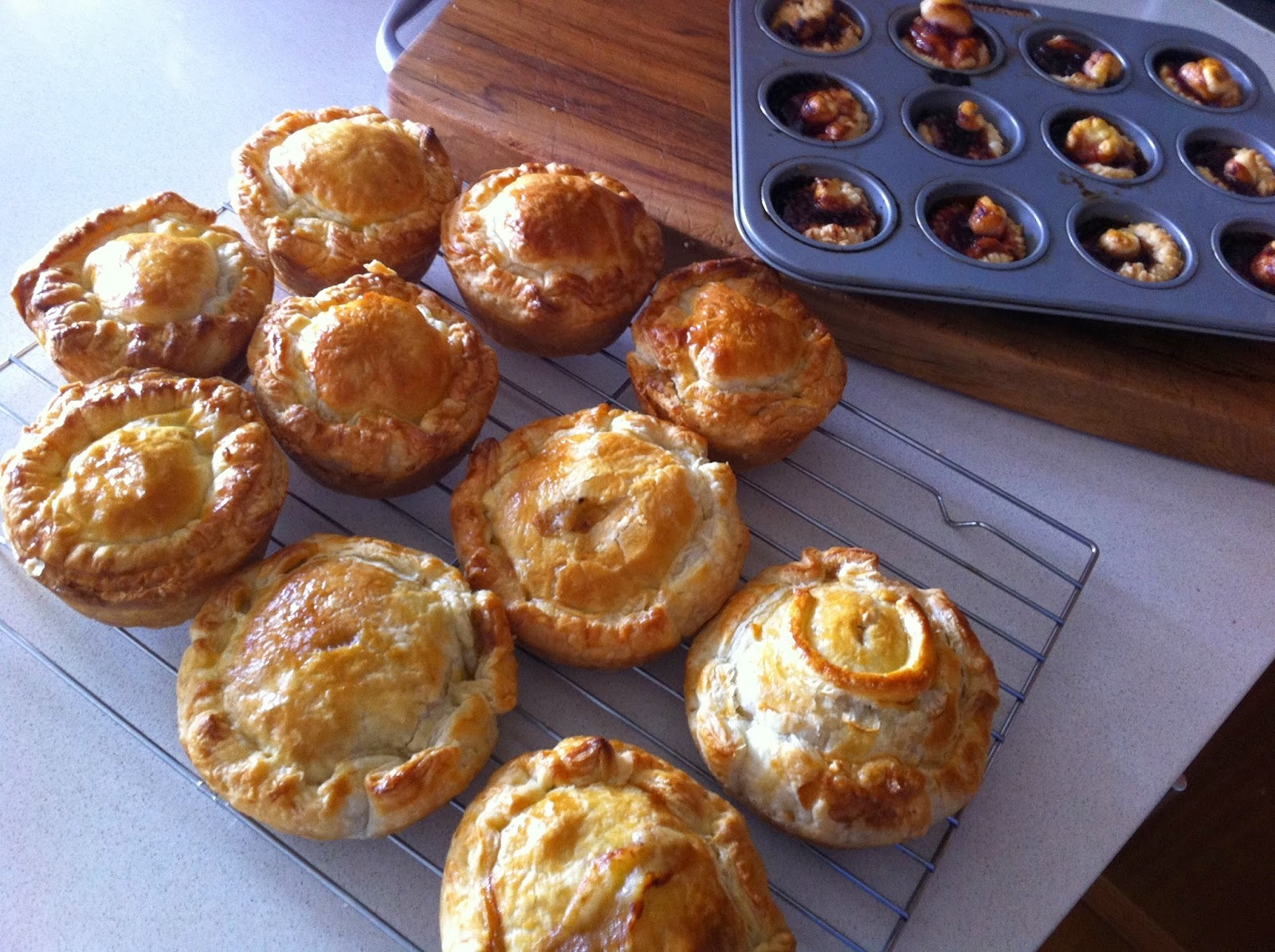 Mince and Cheese Pie - A Old Fashioned Family Favourite
