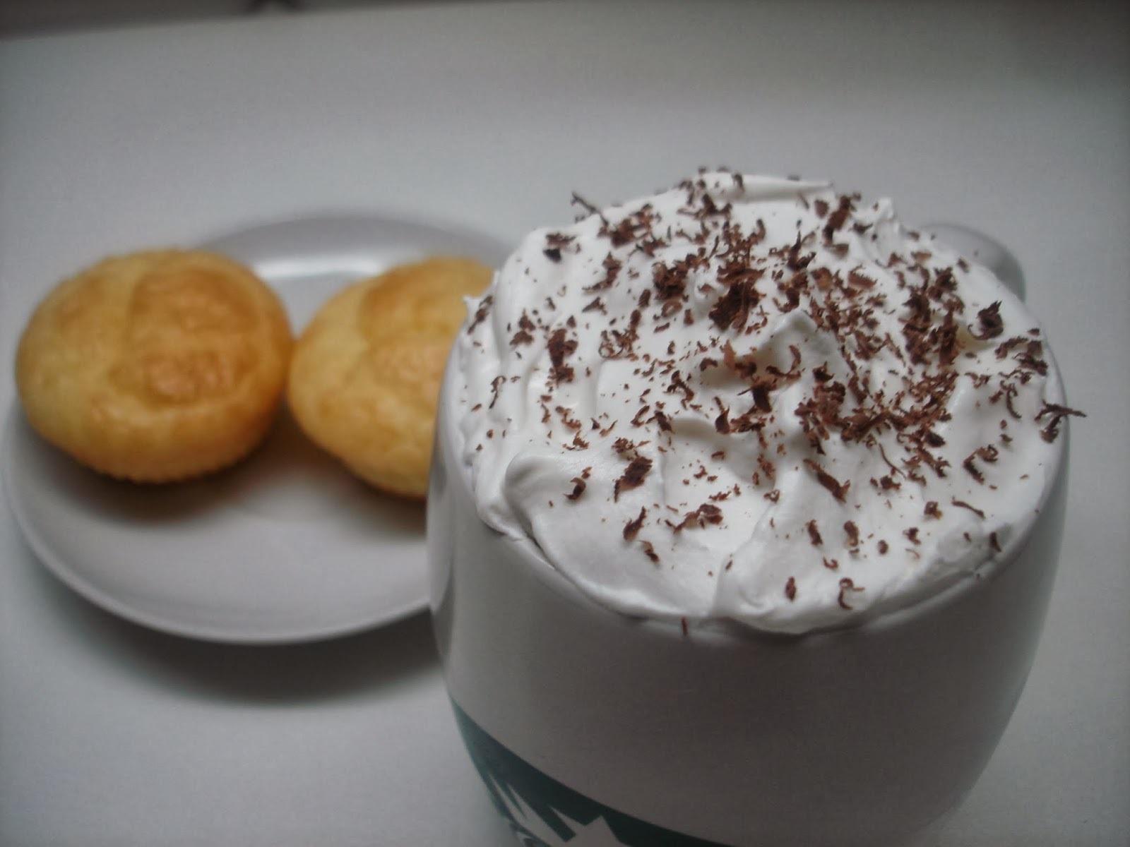 """Que tal um """"Frappuccino"""" da Starbucks? Faça em casa e aprove você também!"""