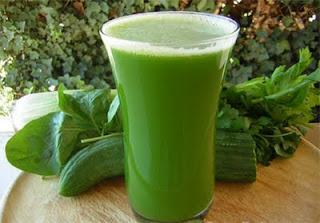 Suco verde: descubra os benefícios
