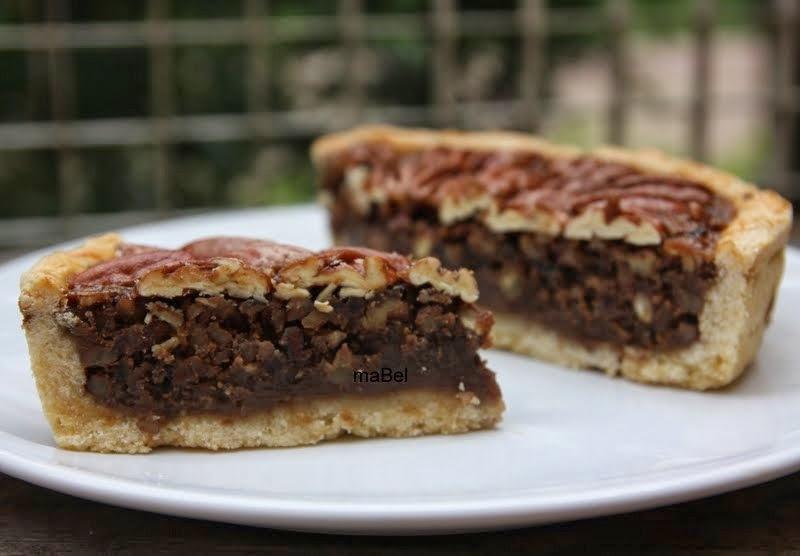 Pastel de nuez - Best pecan pie