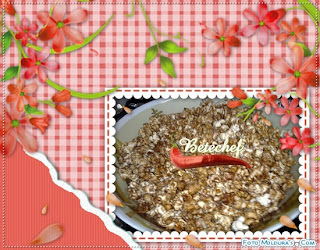 Pipoca  Sabor Chocolate B y Viviane