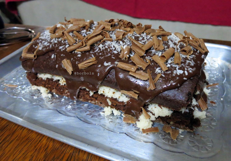 bolo de prestigio diet liquidificador