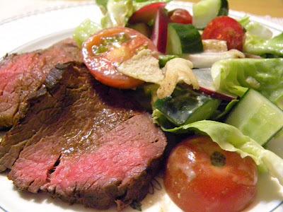 Molho de Salada- Gorgonzola, Mostarda e Mel