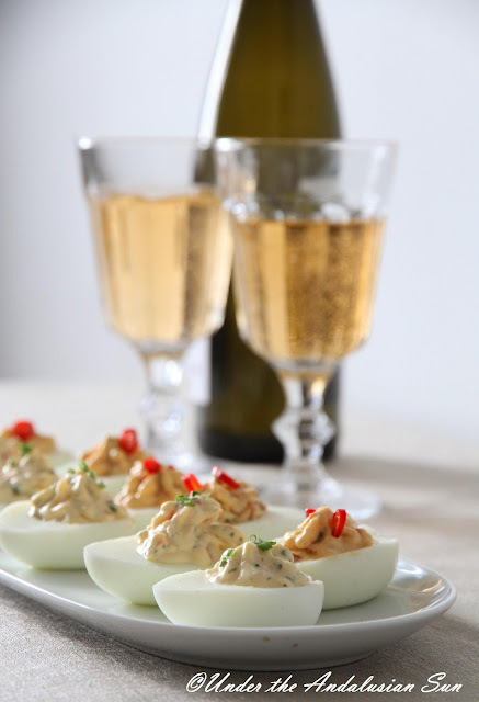 egg mayonnaise starter