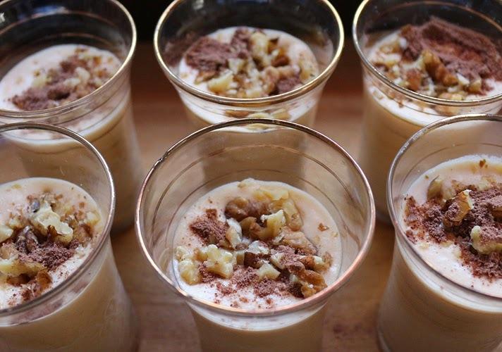 Mousse de dulce de leche para el blog de Möoi