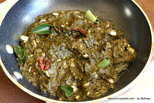 Gongura Pachadi  ( Green Chili Version) ~ Andhra Recipes