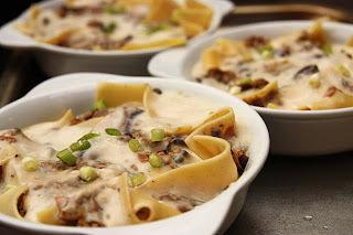 haggis lasagne