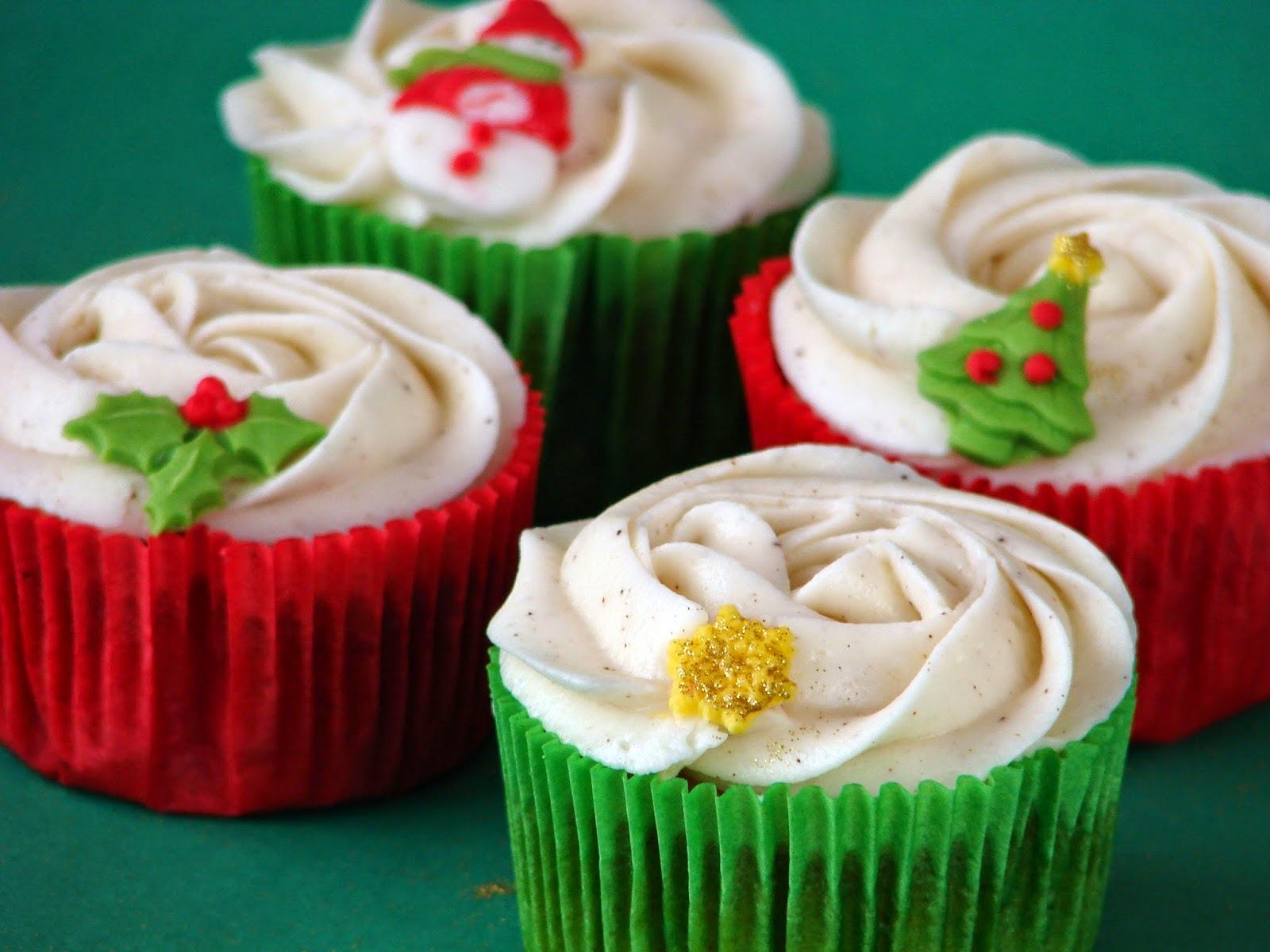 Cupcakes de granberries