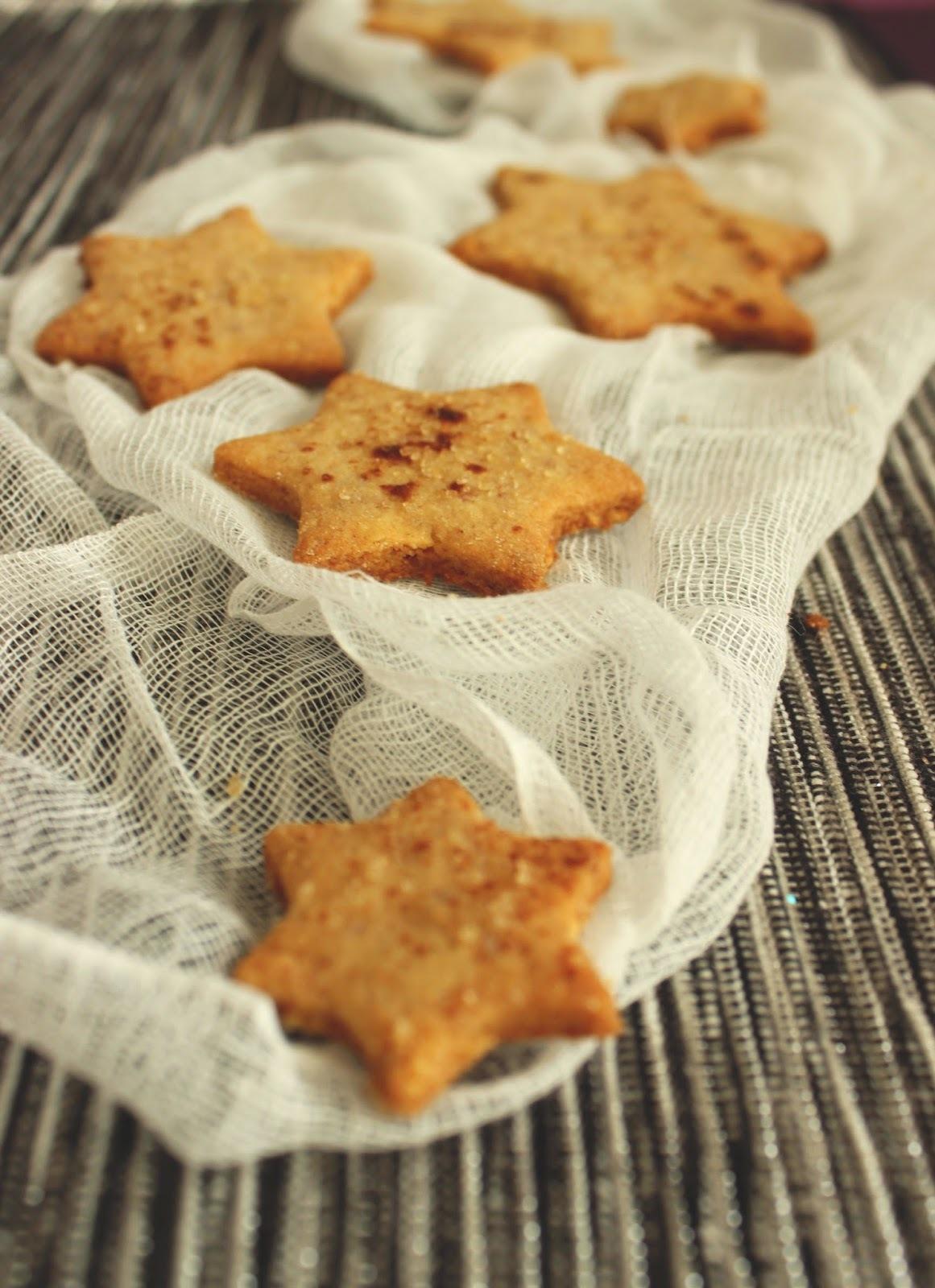 Keksi od badema i cimeta / Almond Cinnamon Cookies