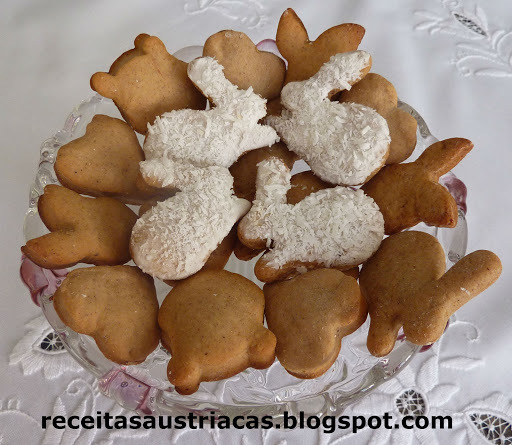 BOLACHA DE MEL DA FAZENDA – Bauern-Lebkuchen
