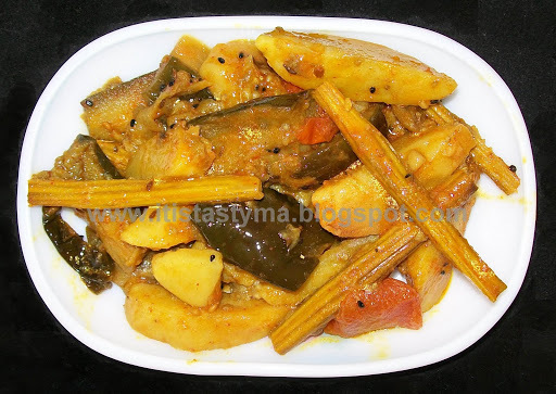 Chochchori / Mixed Vegetable