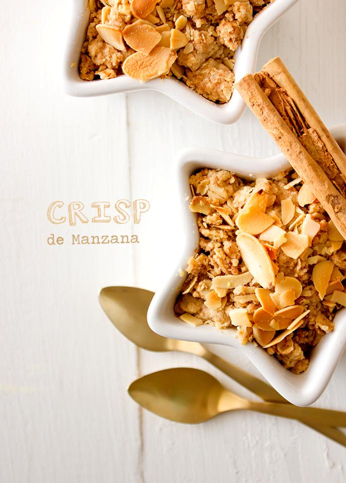 Crisp de Manzana