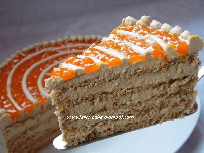 Szapáry-torta, egy újabb klasszikus