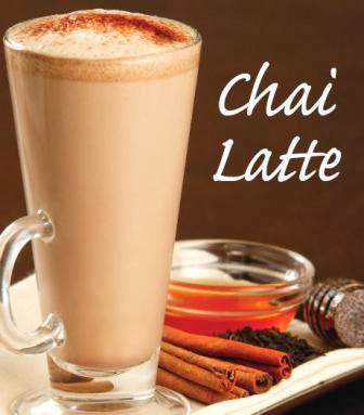 Chai Latte - delícia indiana