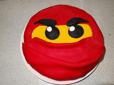 ninjago cake nz