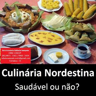 Culinária Nordestina é saudável?