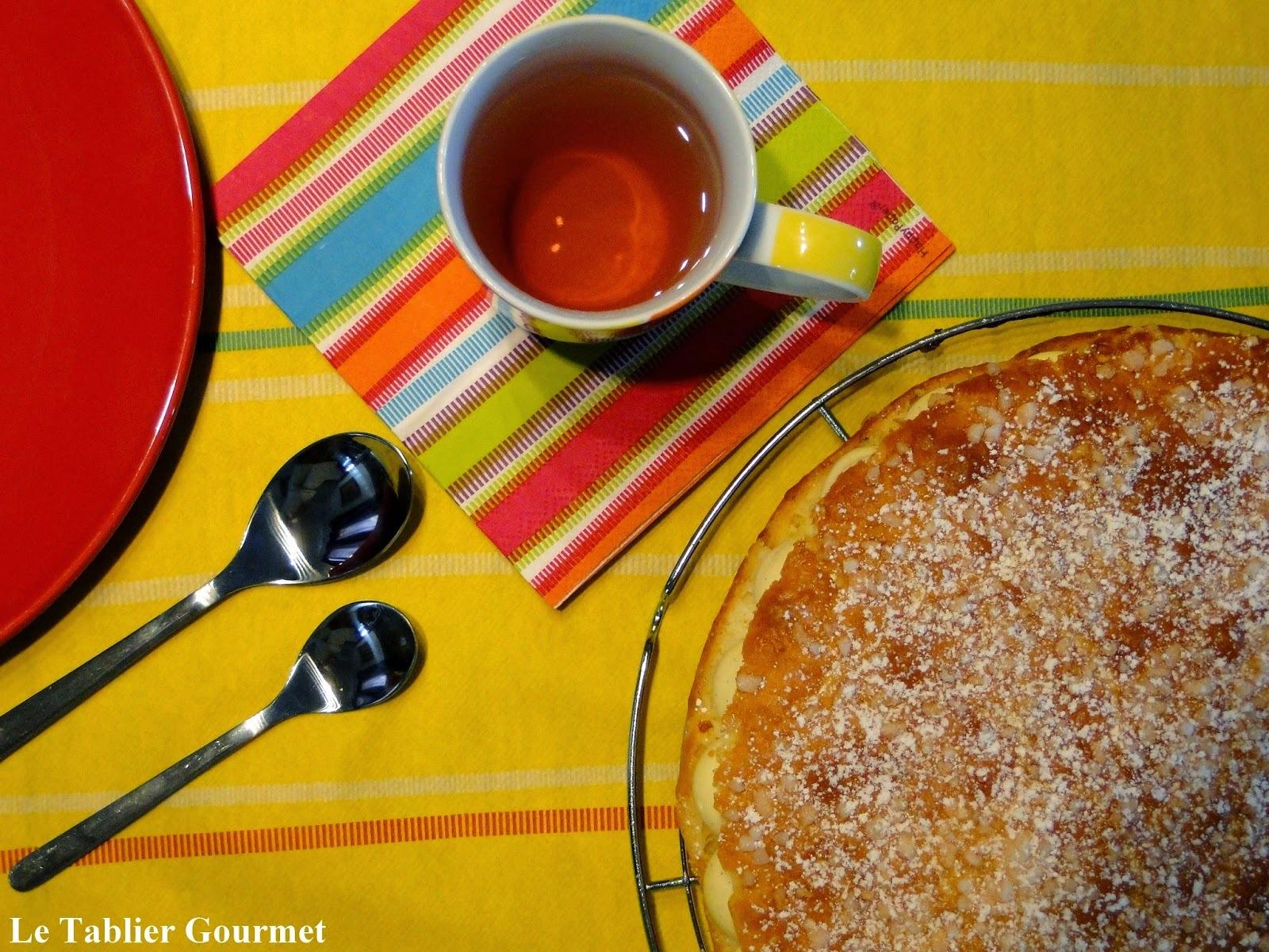 La tarte tropézienne, un dessert aussi mythique qu'estival (Fou de pâtisserie #6)