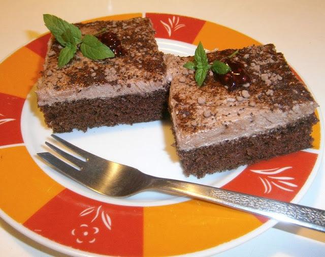 Grankový koláčik Olé