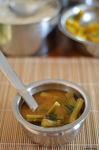 Drumstick Rasam recipe -  Easy tamil lunch recipes
