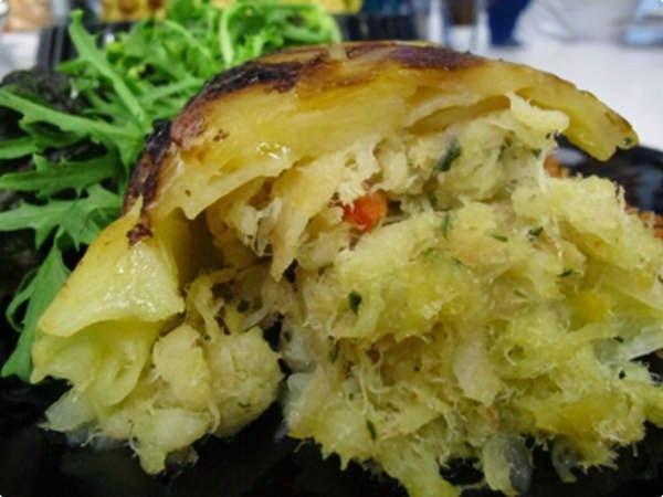Bacalhau com Batata