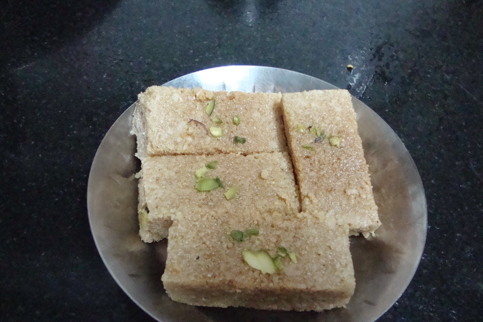 Maida & Milk powder Burfi