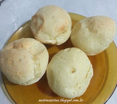 Pão de Queijo da Mana